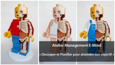 """Atelier Management E-Mind – """"Découper et Planifier pour atteindre son objectif"""""""