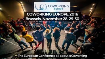 Coworking Europe – Retour et résumé des conférences