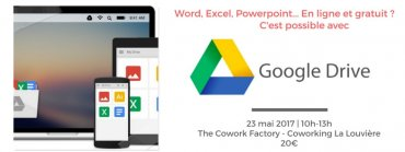 Formation Digitale à Google Drive