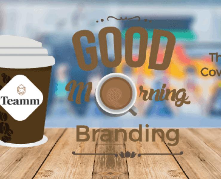 Good Morning Branding – COFFEE Coworking @ La Louvière