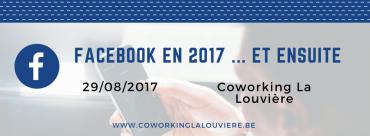 Formation «Facebook en 2017»