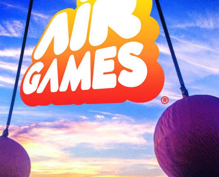 Air Games à Mons  – Team CoworkFactory