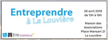 Salon Entreprendre à La Louvière