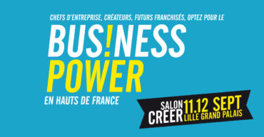 Visite COFFEE : Salon BUSINESS POWER à Lille