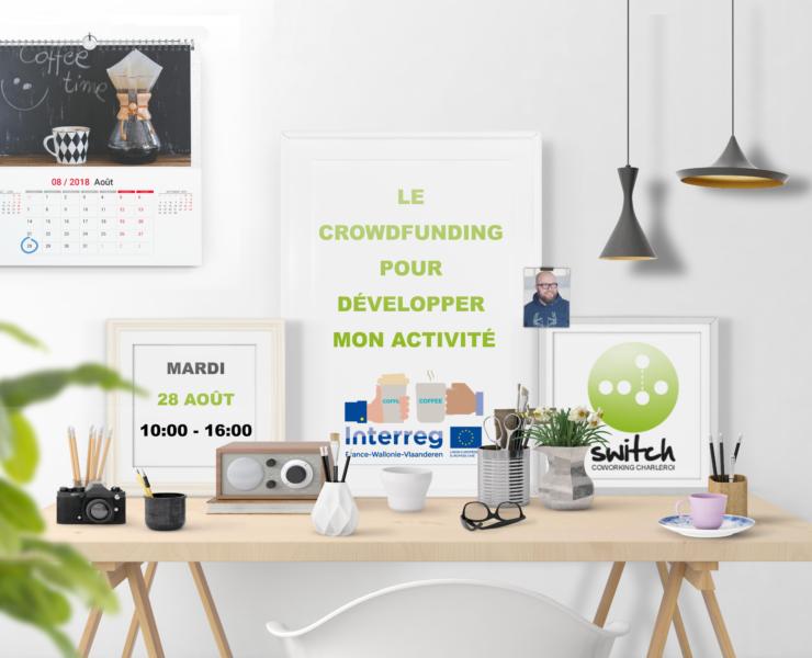 COFFEE : Le crowdfunding pour développer mon activité