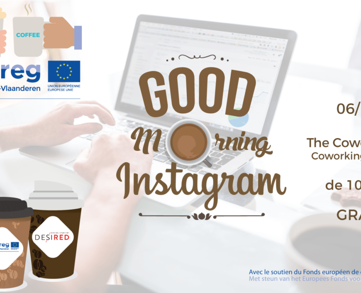 Good Morning Instagram – COFFEECoworking @ La Louvière