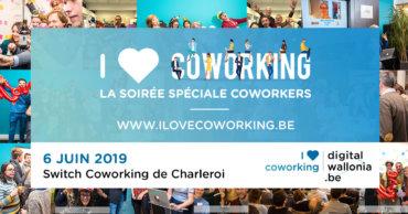 I Love Coworking – La Soirée des coworkeurs