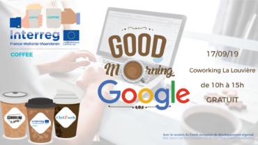 """Good Morning Google"""